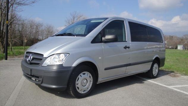 Mercedes Benz Vito 113